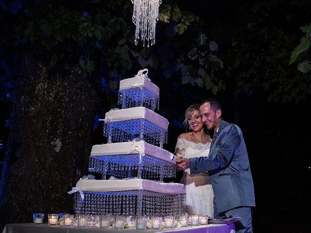 Il matrimonio di Elio e Giulia a Marlia, Lucca 85