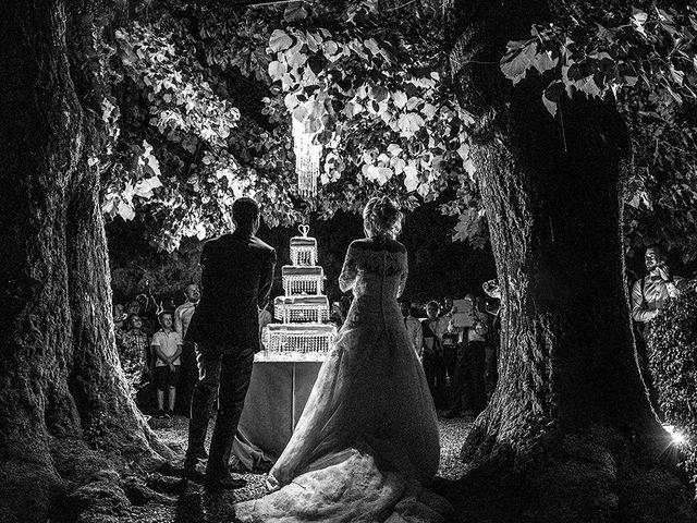 Il matrimonio di Elio e Giulia a Marlia, Lucca 86