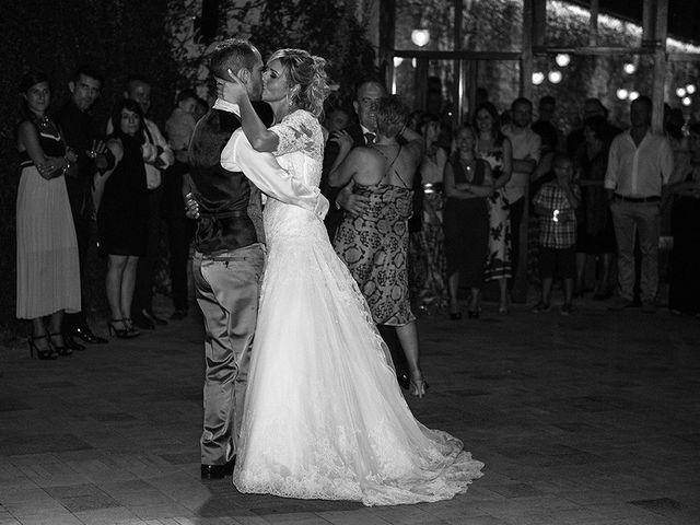 Il matrimonio di Elio e Giulia a Marlia, Lucca 98