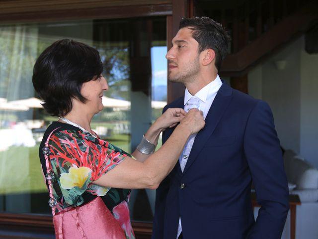 Il matrimonio di Marco e Francesca a Besozzo, Varese 3