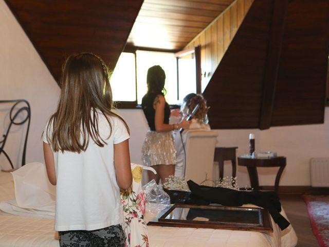 Il matrimonio di Marco e Francesca a Besozzo, Varese 5