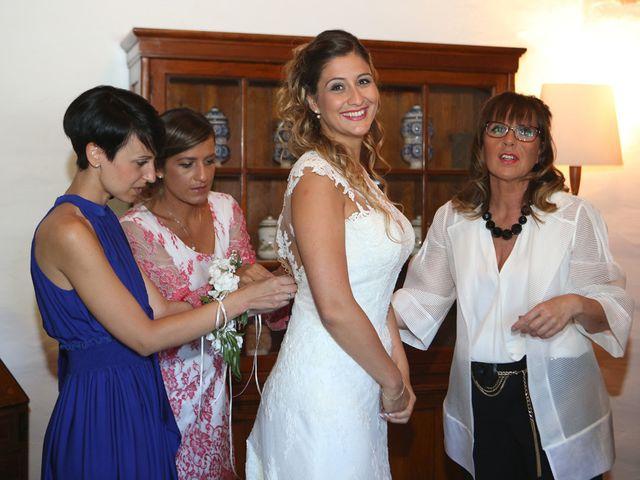 Il matrimonio di Marco e Francesca a Besozzo, Varese 6