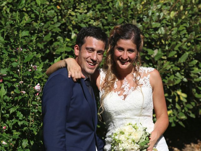 Il matrimonio di Marco e Francesca a Besozzo, Varese 22