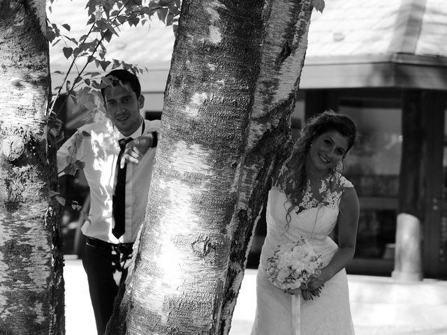 Il matrimonio di Marco e Francesca a Besozzo, Varese 24