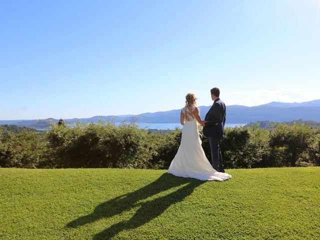 Il matrimonio di Marco e Francesca a Besozzo, Varese 25