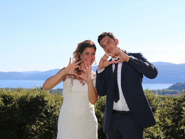 Il matrimonio di Marco e Francesca a Besozzo, Varese 26