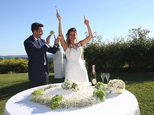 Il matrimonio di Marco e Francesca a Besozzo, Varese 28