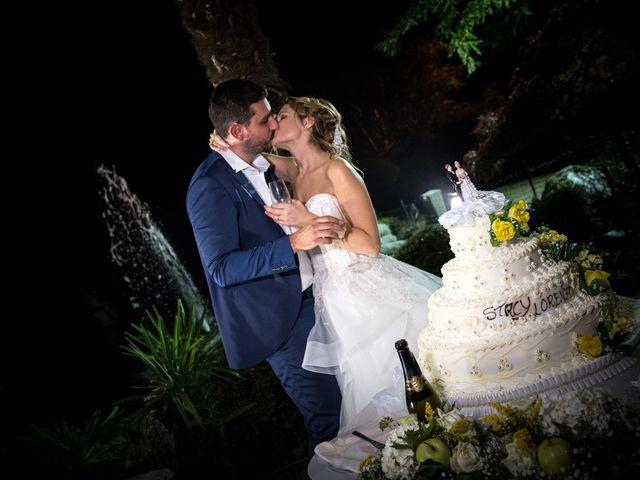 Le nozze di Stacy e Lorenzo