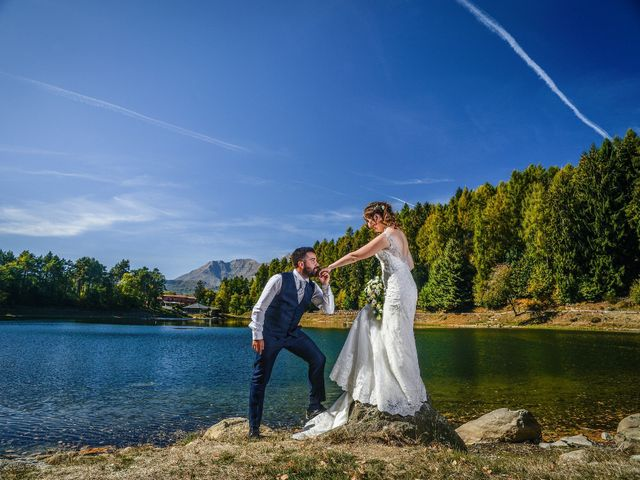 le nozze di Carola e Roberto