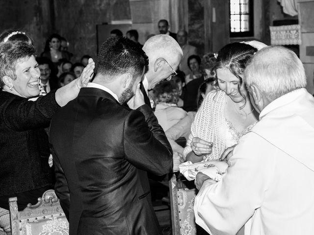 Il matrimonio di Roberto e Carola a Brosso, Torino 19