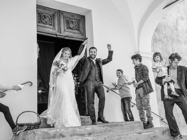 Il matrimonio di Roberto e Carola a Brosso, Torino 28