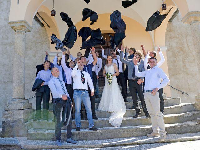 Il matrimonio di Roberto e Carola a Brosso, Torino 31