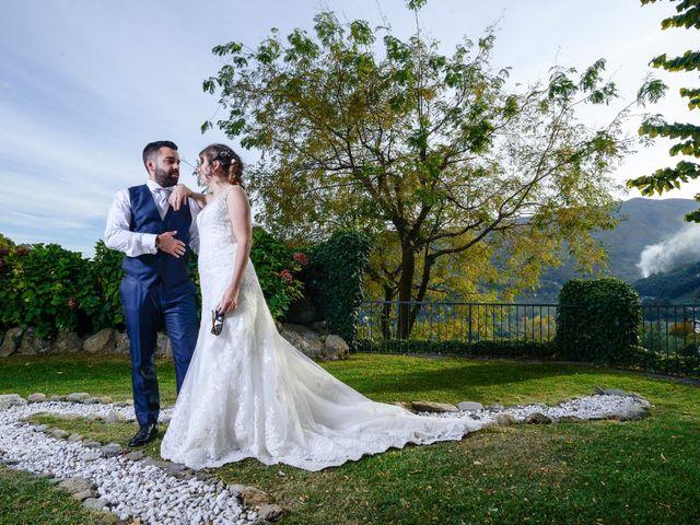 Il matrimonio di Roberto e Carola a Brosso, Torino 36