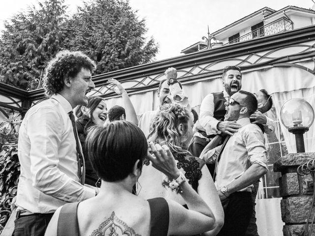 Il matrimonio di Roberto e Carola a Brosso, Torino 39