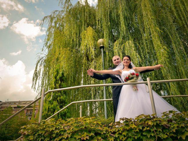 Le nozze di Ana e Giorgio