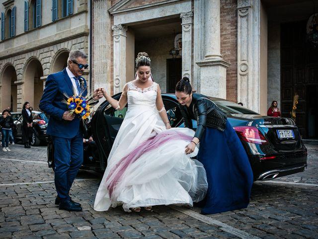 Il matrimonio di Antonio e Giorgia a Offida, Ascoli Piceno 24