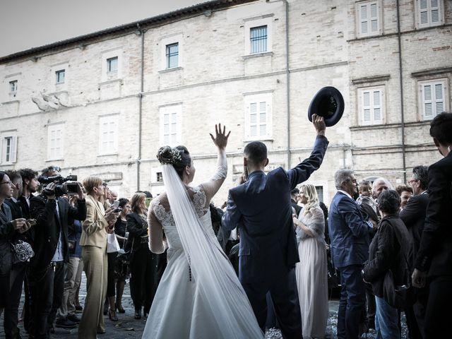 Il matrimonio di Antonio e Giorgia a Offida, Ascoli Piceno 27