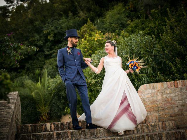 Il matrimonio di Antonio e Giorgia a Offida, Ascoli Piceno 29
