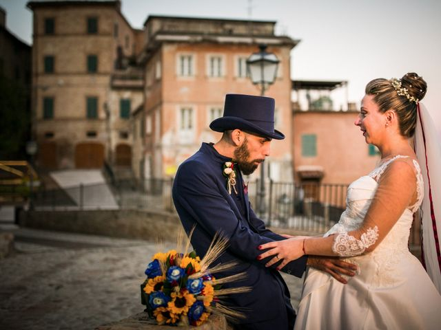 Il matrimonio di Antonio e Giorgia a Offida, Ascoli Piceno 30