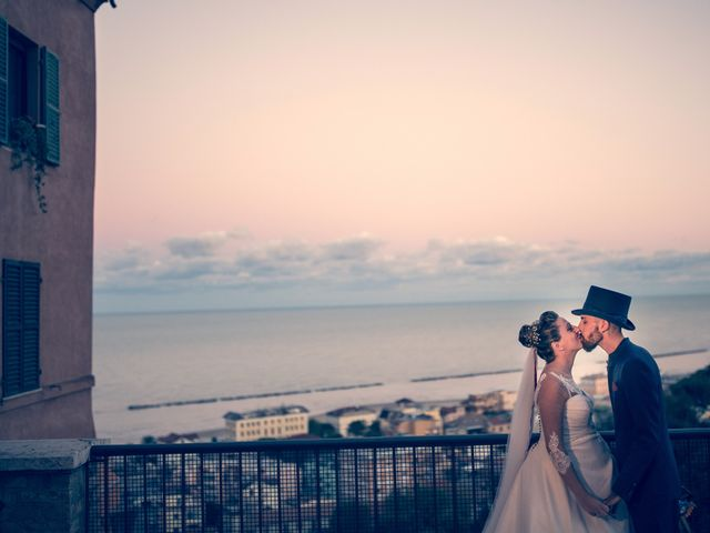 Il matrimonio di Antonio e Giorgia a Offida, Ascoli Piceno 31