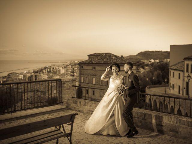 Il matrimonio di Antonio e Giorgia a Offida, Ascoli Piceno 32