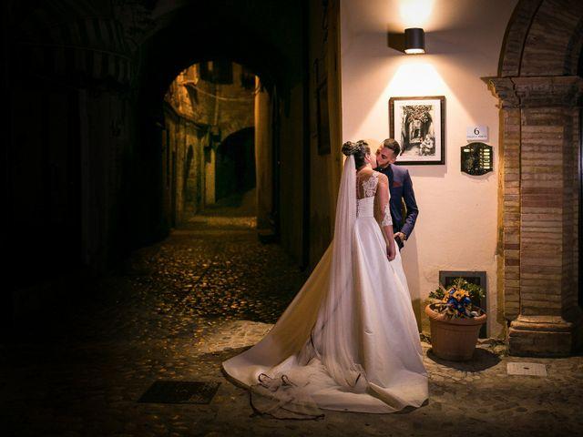 Il matrimonio di Antonio e Giorgia a Offida, Ascoli Piceno 34