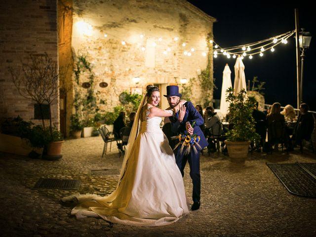 Il matrimonio di Antonio e Giorgia a Offida, Ascoli Piceno 35