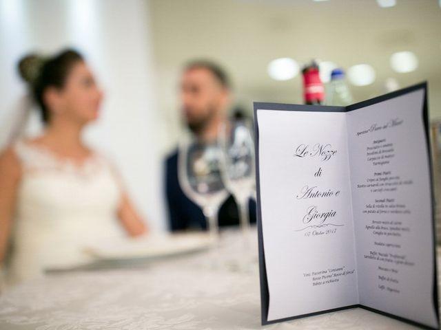 Il matrimonio di Antonio e Giorgia a Offida, Ascoli Piceno 39