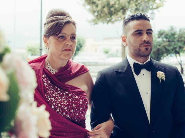 Il matrimonio di Mario e Maria  a Scafati, Salerno 8