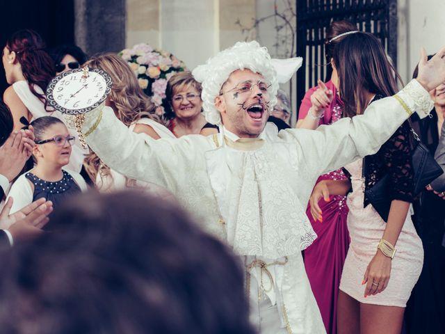 Il matrimonio di Mario e Maria  a Scafati, Salerno 12