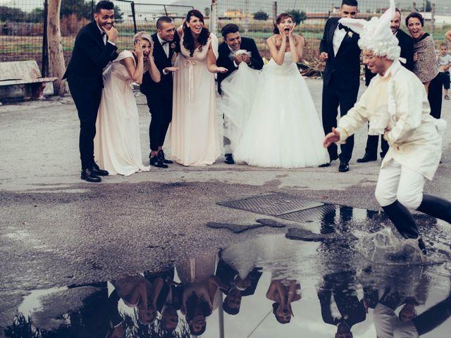 Il matrimonio di Mario e Maria  a Scafati, Salerno 13