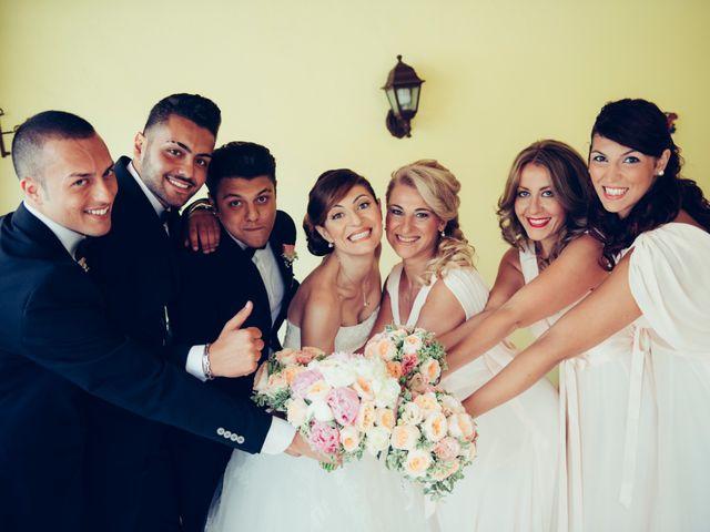 Il matrimonio di Mario e Maria  a Scafati, Salerno 25