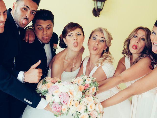 Il matrimonio di Mario e Maria  a Scafati, Salerno 26