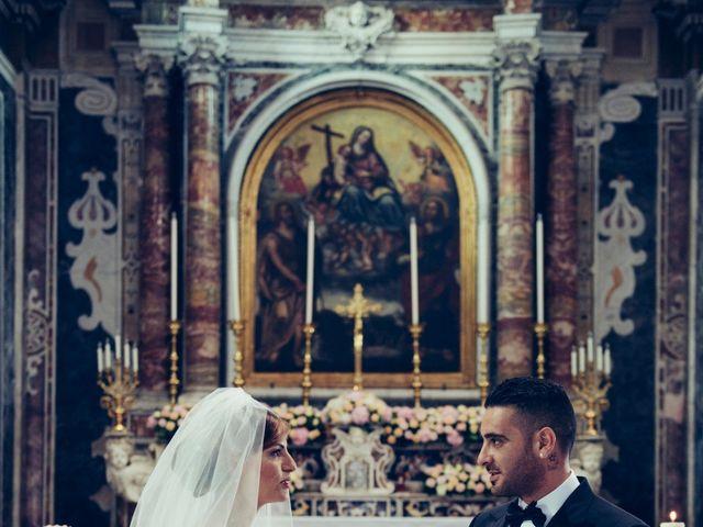 Il matrimonio di Mario e Maria  a Scafati, Salerno 33