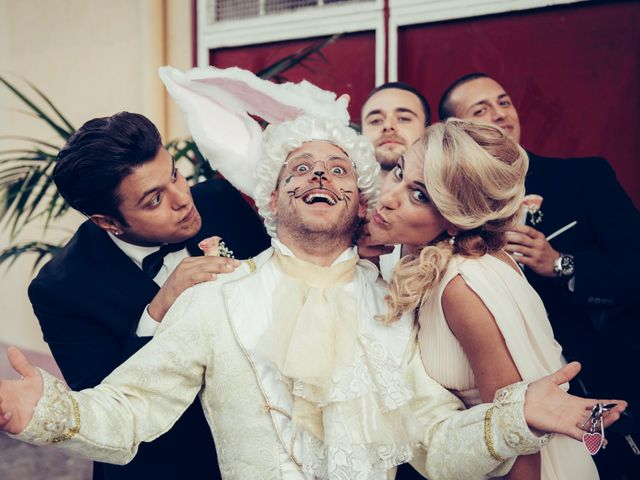 Il matrimonio di Mario e Maria  a Scafati, Salerno 37