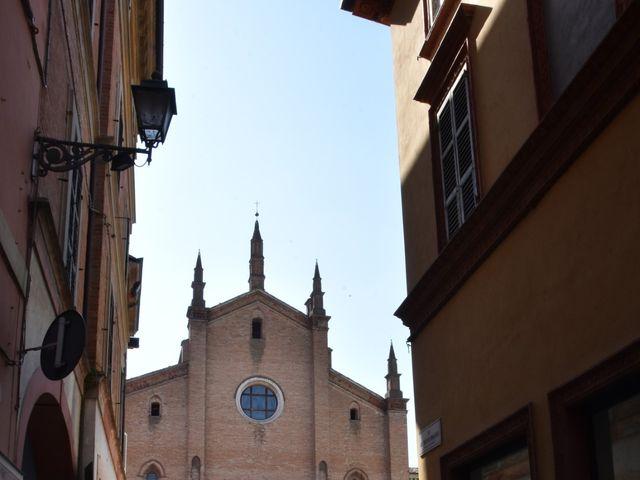 Il matrimonio di Matteo e Isabella a Fiorenzuola d'Arda, Piacenza 3