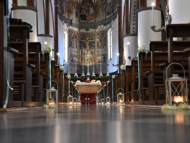 Il matrimonio di Matteo e Isabella a Fiorenzuola d'Arda, Piacenza 2