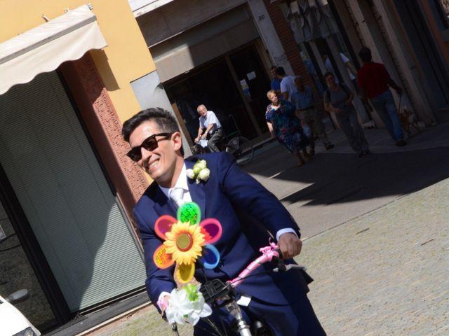 Il matrimonio di Matteo e Isabella a Fiorenzuola d'Arda, Piacenza 6