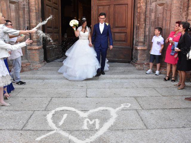 Il matrimonio di Matteo e Isabella a Fiorenzuola d'Arda, Piacenza 10