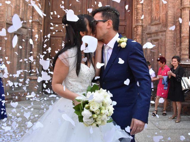 Il matrimonio di Matteo e Isabella a Fiorenzuola d'Arda, Piacenza 11
