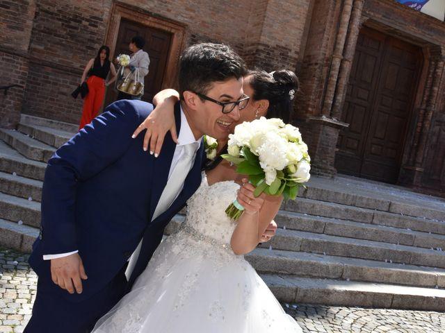 Il matrimonio di Matteo e Isabella a Fiorenzuola d'Arda, Piacenza 12