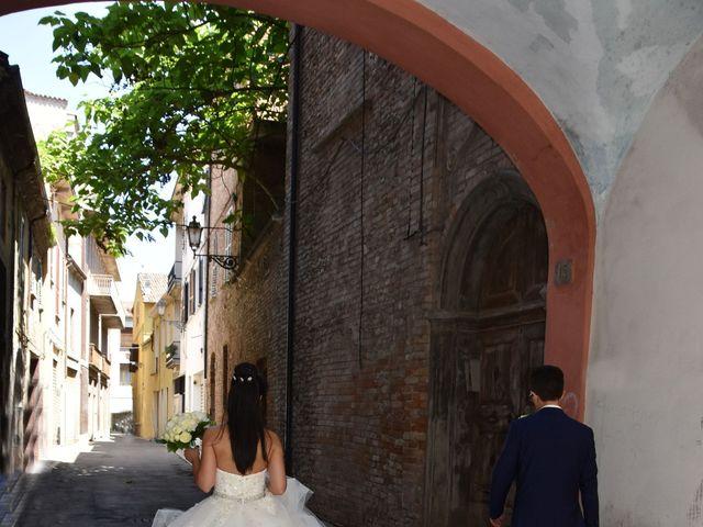 Il matrimonio di Matteo e Isabella a Fiorenzuola d'Arda, Piacenza 13