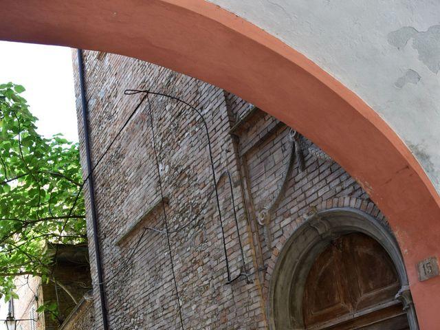 Il matrimonio di Matteo e Isabella a Fiorenzuola d'Arda, Piacenza 14