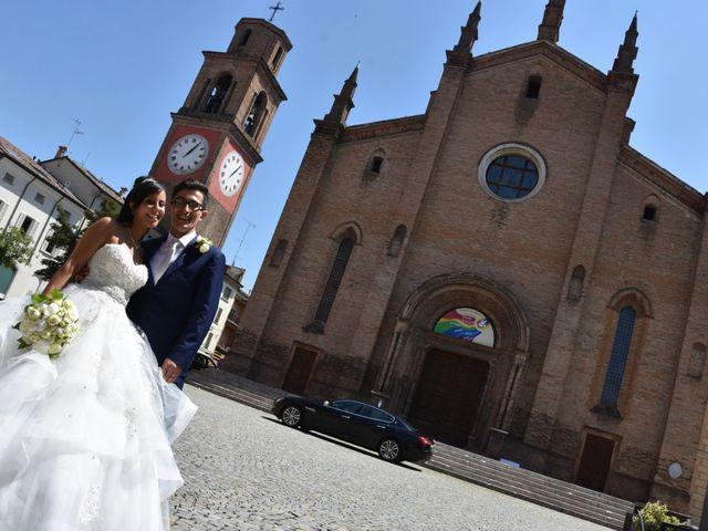 Il matrimonio di Matteo e Isabella a Fiorenzuola d'Arda, Piacenza 15