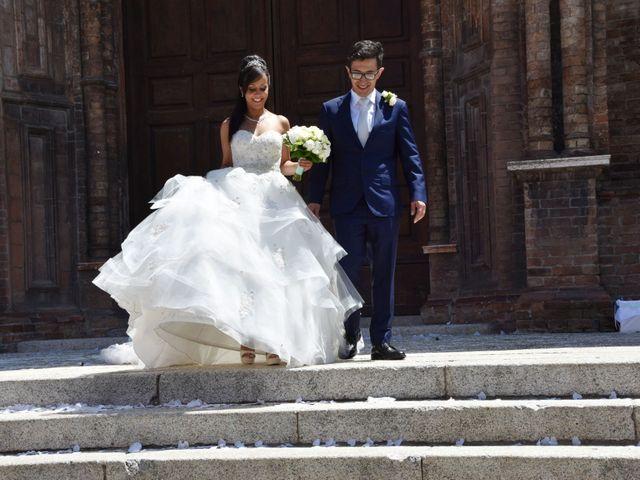 Il matrimonio di Matteo e Isabella a Fiorenzuola d'Arda, Piacenza 16
