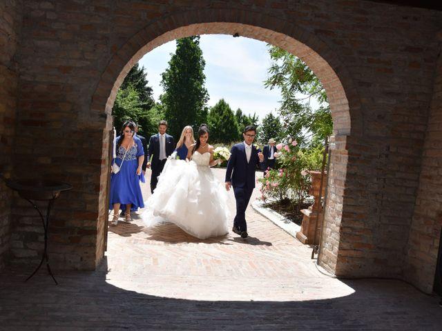 Il matrimonio di Matteo e Isabella a Fiorenzuola d'Arda, Piacenza 19