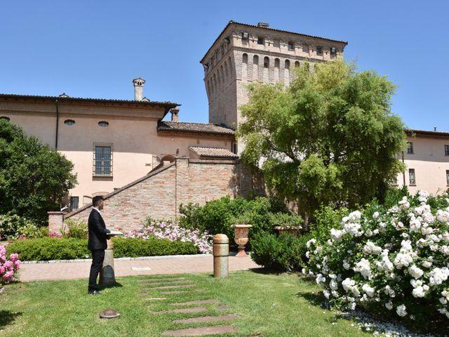 Il matrimonio di Matteo e Isabella a Fiorenzuola d'Arda, Piacenza 20