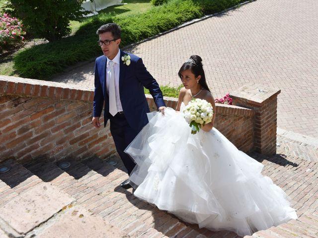 Il matrimonio di Matteo e Isabella a Fiorenzuola d'Arda, Piacenza 29