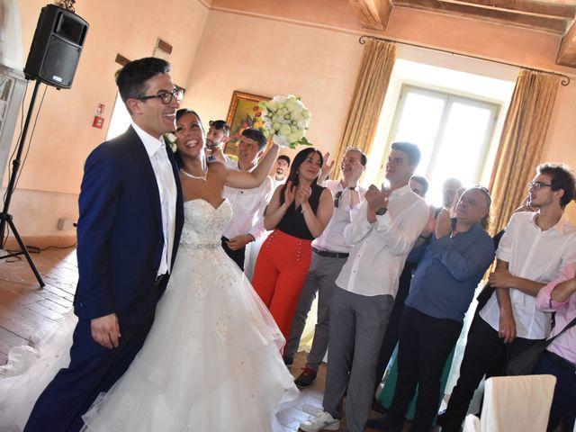 Il matrimonio di Matteo e Isabella a Fiorenzuola d'Arda, Piacenza 31