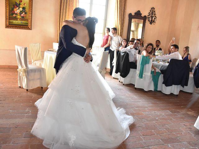 Il matrimonio di Matteo e Isabella a Fiorenzuola d'Arda, Piacenza 32